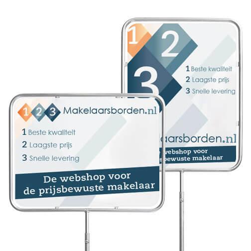"""Makelaarsbord """"Antwerpen"""""""