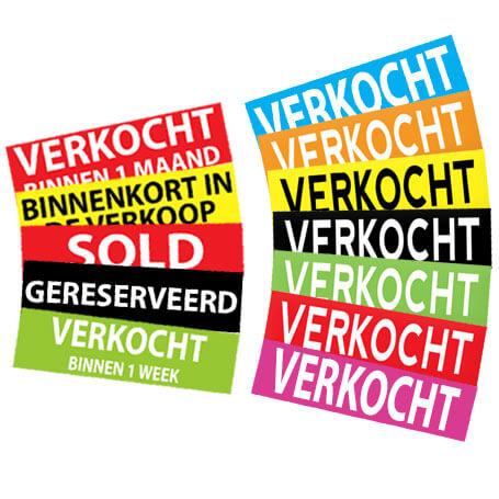 Tientallen Diverse Stickers